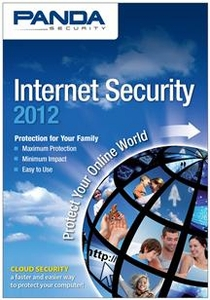 Panda Internet Security 2012 (1 Year, 1 User) CD & Key