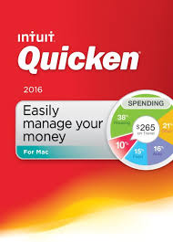 Intuit Quicken for Mac 2016 Retail Box