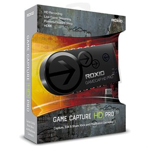 Roxio Game Capture HD PRO Retail Box