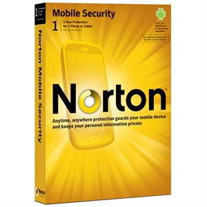 Symantec Norton Mobile Security 2011 Retail Box