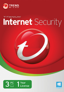Trend Micro Internet Security 2014 (1 YR, 3 PC) Download
