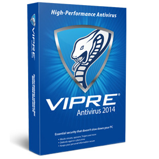 Vipre Antivirus 2014 (1 YR, 1 User) Download