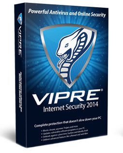 Vipre Internet Security 2014 (1 YR, 1 User) Download